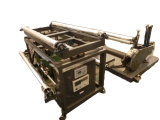 Máquina que lamina del rodillo de alta velocidad de Full Auto con el sistema rector del Web (XJFMR-145)