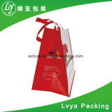 Печатание Laminationed PP нестандартной конструкции Non сплетенное рекламируя мешок