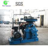 compresor de alta presión del diafragma de la refrigeración por aire del biogás 35MPa