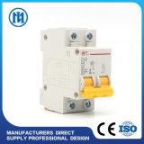 Disjoncteur électrique /MCB 2017year 2p de C.C de protection de ménage mini