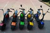 2016 motocicleta elétrica popular de E Citycoco 60V para adultos