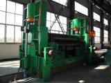 Máquina de rolamento grossa hidráulica da placa de W11s