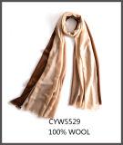 Lãs/lenço para mulheres, lenço Fashoin do algodão da forma das meninas