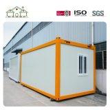 Het kleur Geschilderde Huis van de Container van de Structuur van het Staal Geprefabriceerde