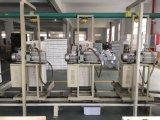 Gebogene Tür-Brust-Gefriermaschine mit Kompressor und der einfrierenden Kapazität 368L