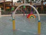 Kind-Spiel-Wasser-Plättchen
