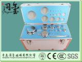 Peso do aço inoxidável do peso do ferro de molde para o pesador de Multihead