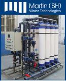 Plantas puras do tratamento da água do RO