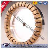 Metal Bond Diamond Grinding Wheel para Glass Processing