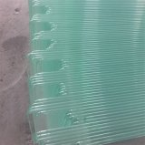 10m m, vidrio impreso pantalla de seda de la aislamiento del vidrio Tempered de 12m m para la puerta de la ducha