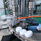 높은 정밀도를 가진 식용 식물성 올리브 기름 충전물 기계를 요리하는 세륨 승인되는 병
