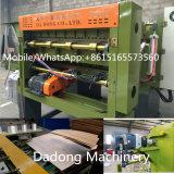 Máquina caliente del compositor de la chapa de la base de la carpintería de la venta para la madera contrachapada