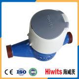 Multi medidor de água direto fotoelétrico residencial da leitura remota do jato 15mm-25mm