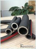 Mangueira quatro/seis de alta elasticidade da trança do fio de aço da mangueira do SAE padrão R15