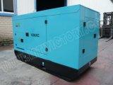 generador diesel ultra silencioso 30kVA con el motor de Yangdong para los proyectos de edificio