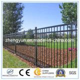El nuevo diseño de la valla metálica