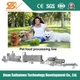 Máquina de extrudado de la producción alimentaria del perro de China de la venta caliente