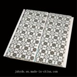Middendie Groef 5/6/7*200mm het Comité van het Plafond van pvc van de Decoratie voor Badkamers wordt gebruikt