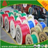 Koaxialkabel der China-Fertigung-Rg59 Rg11 RG6 mit f-Verbinder für Kabel CCTV-CATV