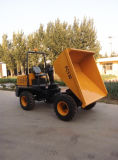 mini carro de vaciado de la explotación minera 3000kg
