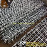 Сетка волнистой проволки латуни или нержавеющей стали