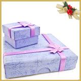 Caixa de presente de empacotamento do papel luxuoso quente de Cholocate da venda