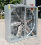 Tipo fissato al muro ventilatore di flusso assiale di ventilazione per le serre