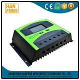 60A LCD het ZonneControlemechanisme 12V 24V PWM van de Last