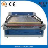 Cortadora del sistema laser de la alimentación auto Acut-1325