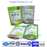 FDA Dry Fruit Peanuts Plastic Packaging Bag
