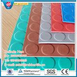 Het Industriële RubberBlad van de kleur, Zuurvast RubberBlad