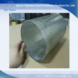 Perforierter Metallfilter für Textilgerät