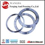 Zhangqiu APIのステンレス製の大口径の鍛造材のフランジ(300-6500mm)