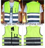 Gilet r3fléchissant de fonctionnement pour Sportwear extérieur (C2422)