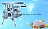 機械を摘み取っている国内価格の高品質の鶏
