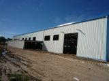 Estructuras convenientes del marco de acero de la instalación para el almacén