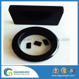 Berufsring-Ferrit-Magnet der hersteller-Qualitäts-Y25 mit Loch
