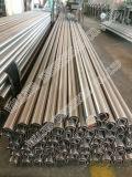 楕円のステンレス鋼の管