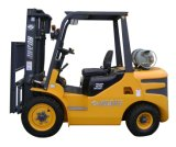 Benzina-GPL Duel Fuel Forklift con Sideshifter