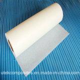 Weiche Oberflächen-Matte des Fiberglas-50GSM für die Hand oben gelegt