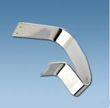CNC maschinelle Bearbeitung gelocht/Tiefziehen-Blech der Presse-304/Steel/Aluminium, das Teile stempelt