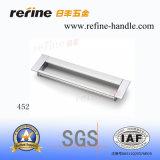 Poignée en aluminium de Cabinet avec le prix chaud (T-452)