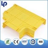 Duto de cabo plástico amarelo flexível do Ce de comércio do cUL do UL da garantia