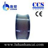 Fio de soldadura do aço suave (ER70S-6)