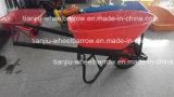 ヨーロッパのモデル一輪車の大きいバケツ(Wb8602)