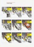 Machine de découpage semi-automatique de gaz 01