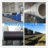 machine en plastique d'extrudeuse de pipe de PE de 900mm-1600mm