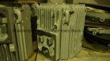 Boîtier de moteur, boîtier de stator avec du matériau du fer de bâti