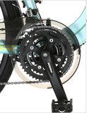 24 bicis ligeras de la ciudad de la aleación de la aleación de aluminio de la pulgada