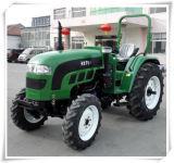 Tractor 70HP 4WD met 12+12 Shifts